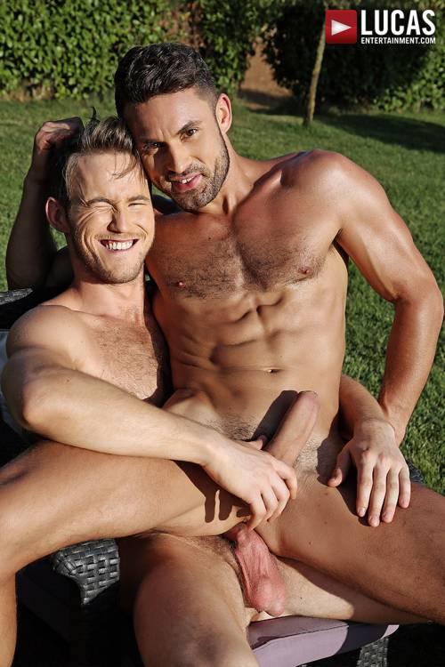 Marq Daniels Gay Model Lucas Entertainment Fakehub 1