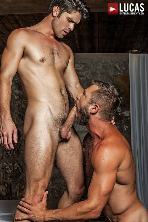 Muscle Daddy Bulrog Tops Devin Franco - Gay Movies - Lucas Entertainment