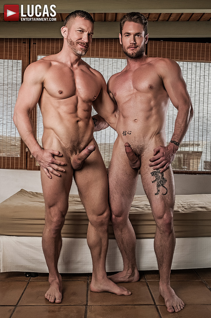 Tomas Brand Barebacks Ace Era In The Ass - Gay Movies - Lucas Entertainment
