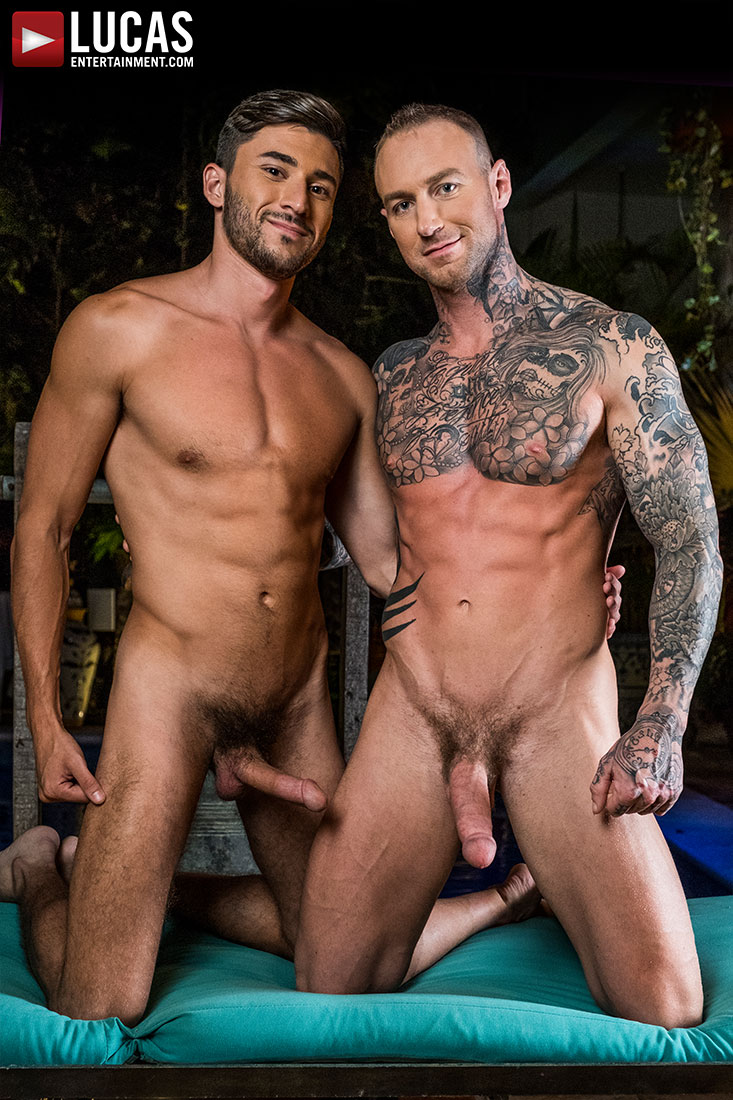 Scott DeMarco Flip-Fucks With Dylan James - Gay Movies - Lucas Entertainment