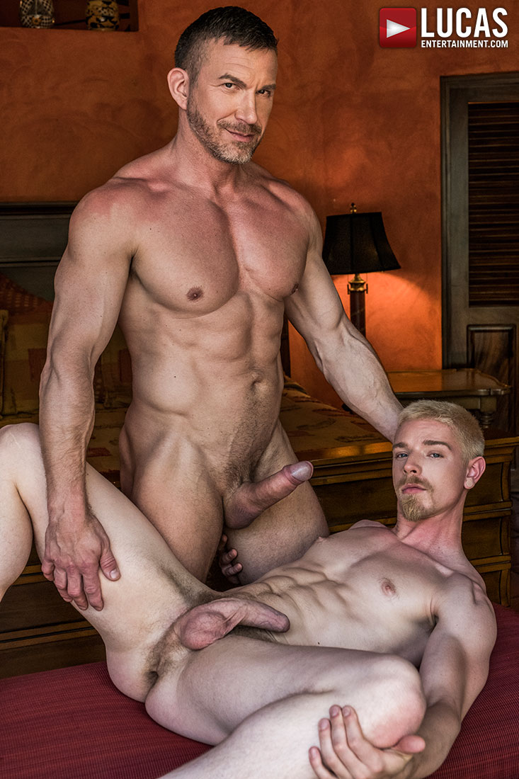 Tomas Brand Tops Cody Winter Bareback - Gay Movies - Lucas Entertainment