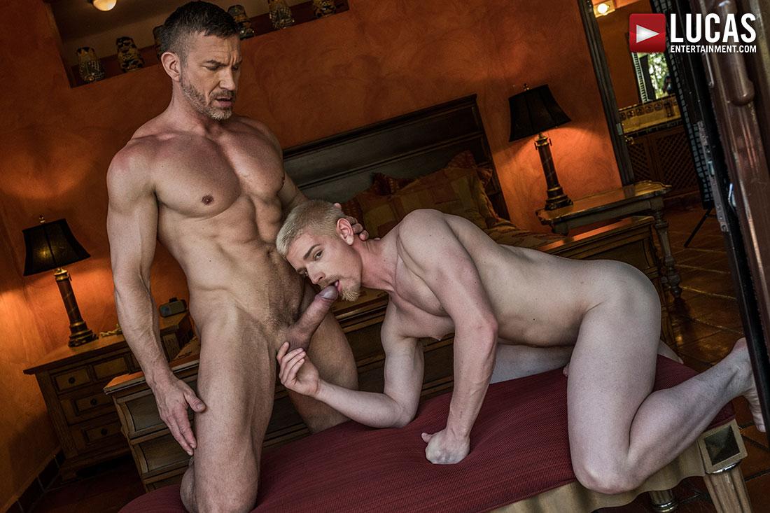 Tomas Brand Tops Cody Winter Bareback - Gay Movies - Lucas Entertainment