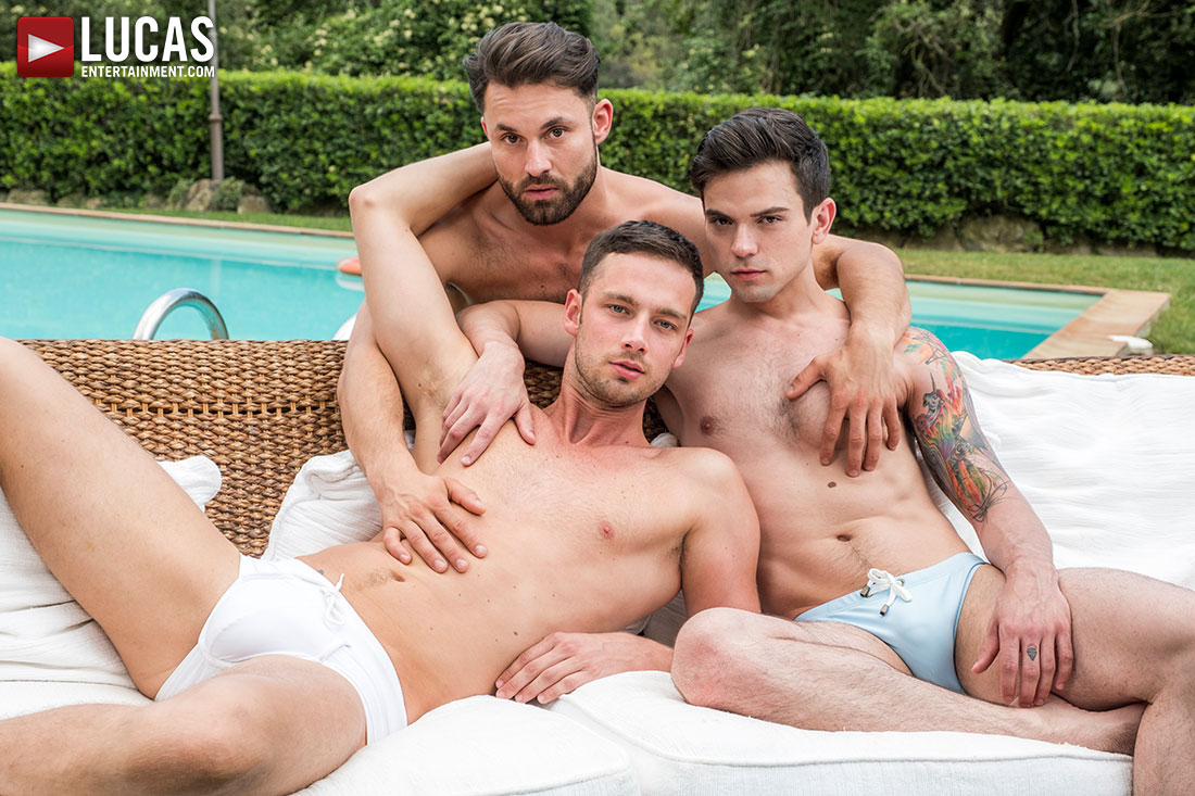 Bareback Auditions 09: Eager To Please - Gay Movies - Lucas Entertainment