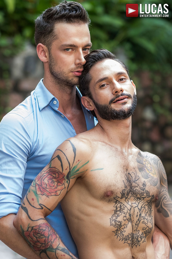 Rod Fogo Bottoms For Damon Heart - Gay Movies - Lucas Entertainment
