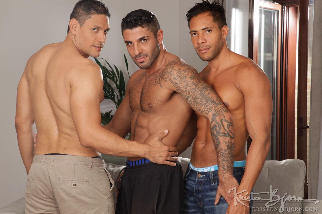 Raul, John, And Ansony