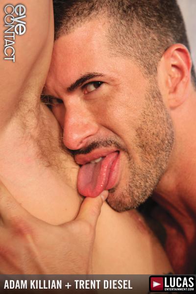 Eye Contact - Gay Movies - Lucas Entertainment