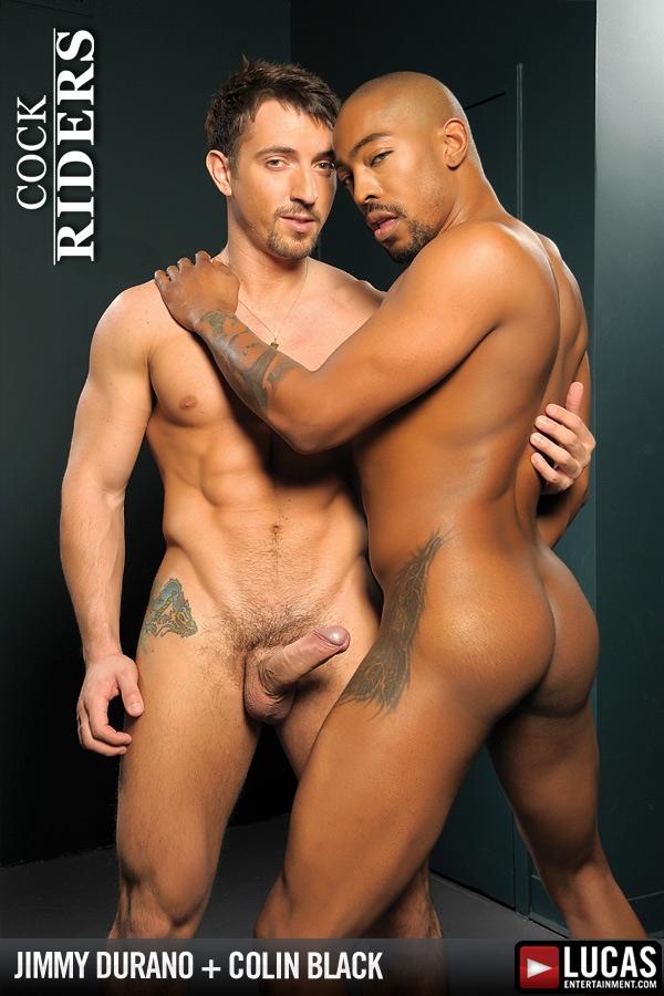 Colin Black Gay Porn Star - Jimmy Durano Pounds Colin Black