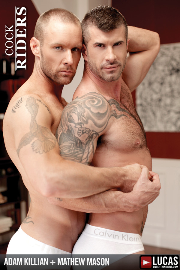 Mathew Mason Flip-Fucks with Adam Killian - Gay Movies - Lucas Entertainment