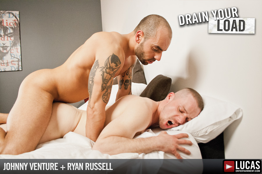 Adam Avery and Nick Ford Fuck Each Other - Gay Movies - Lucas Entertainment