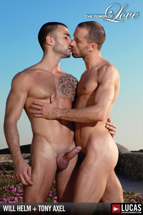 Will Helm and Tony Axel Have Loving Sex - Gay Movies - Lucas Entertainment