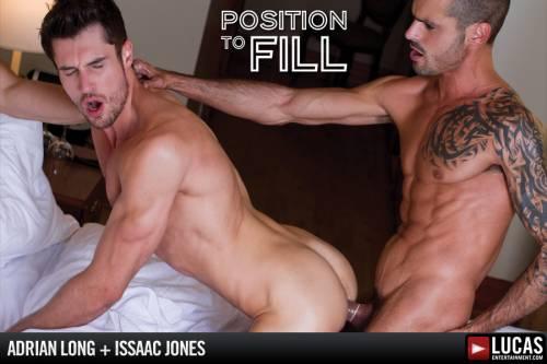 Adrian Long Bottoms for Issac Jones