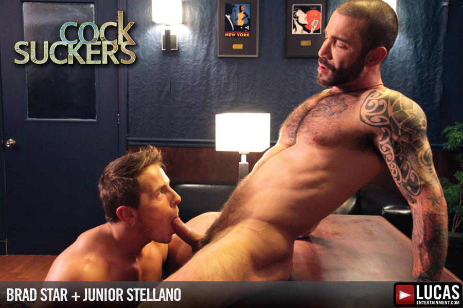 Cock Suckers - Gay Movies - Lucas Entertainment