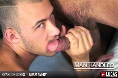 Adam Avery and Brandon Jones Flip-Fuck - Gay Movies - Lucas Entertainment