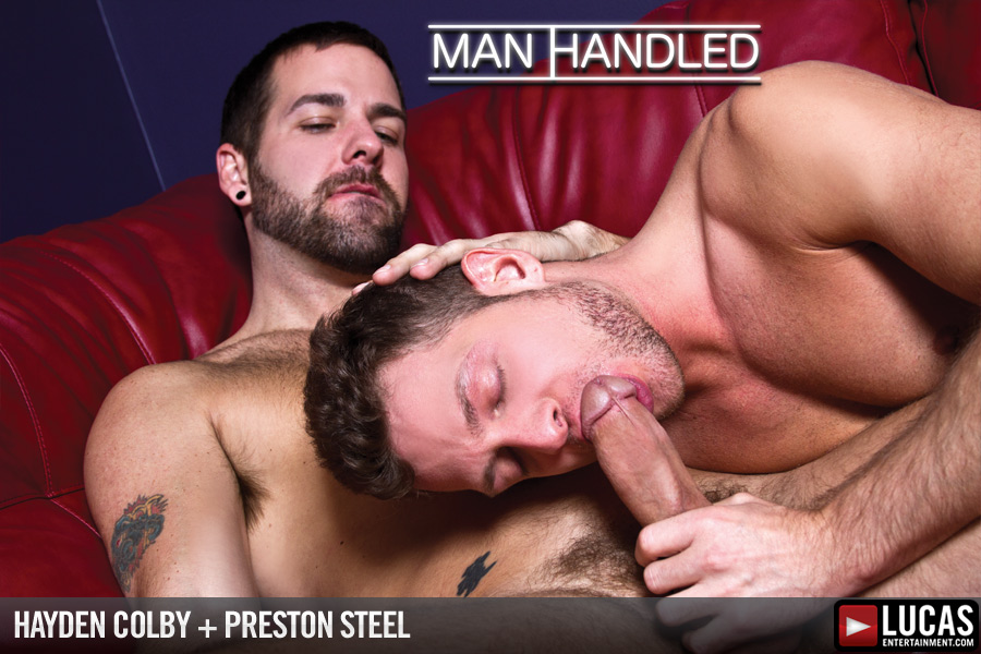 Preston Steel Takes Hayden Colby