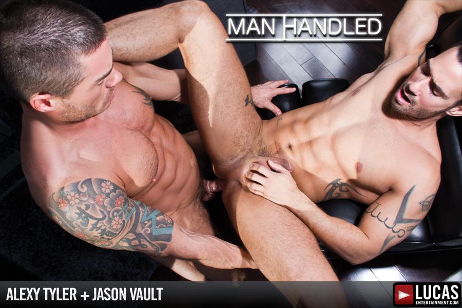 Jason Vault Works Over Alexy Tyler