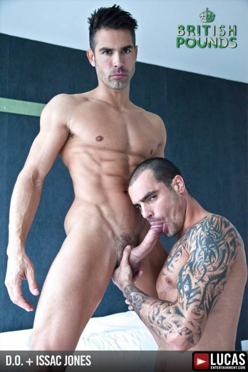 D.O. and Issac Jones Suck and Flip-Fuck - Gay Movies - Lucas Entertainment