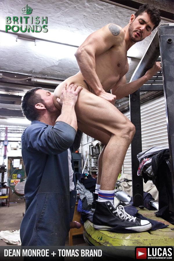 Dean Monroe Bottoms for Tomas Brand - Gay Movies - Lucas Entertainment