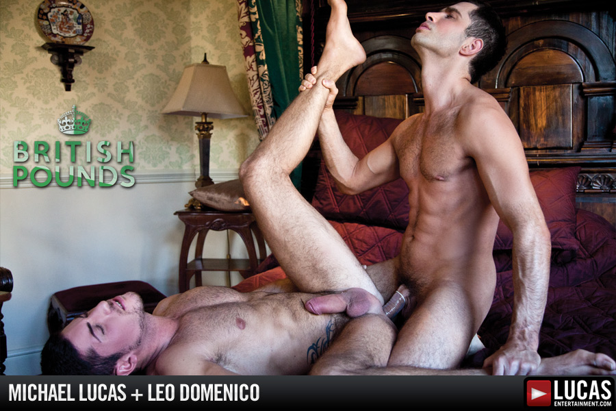 Michael Lucas Owns Leo Domenico
