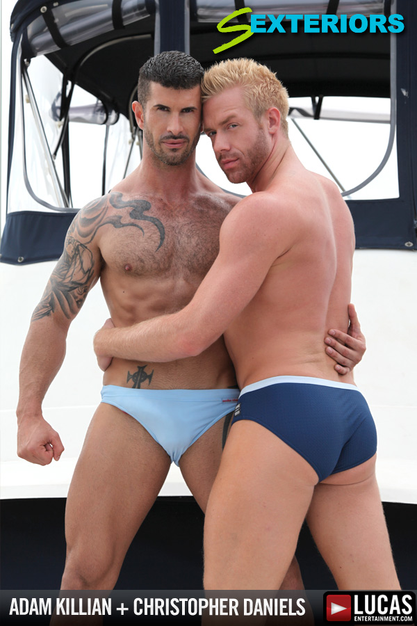 Adam Killian and Chris Daniels