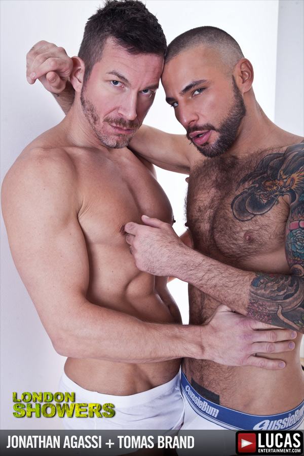 London Showers - Gay Movies - Lucas Entertainment