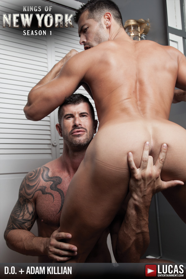 D.O. and Adam Killian Have Sweaty Sex - Gay Movies - Lucas Entertainment
