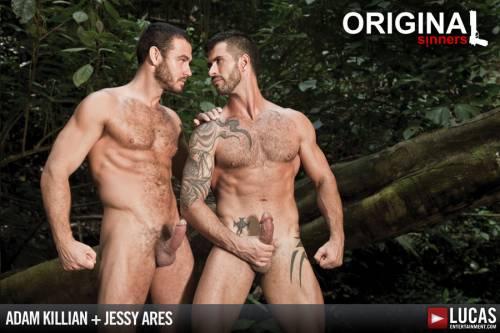 Adam Killian Swallows Jessy Ares
