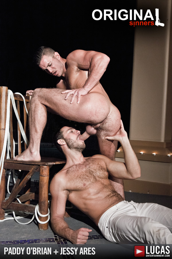 Jessy Ares Bottoms for Paddy O'Brian
