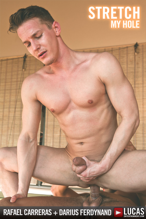 Stretch My Hole - Gay Movies - Lucas Entertainment