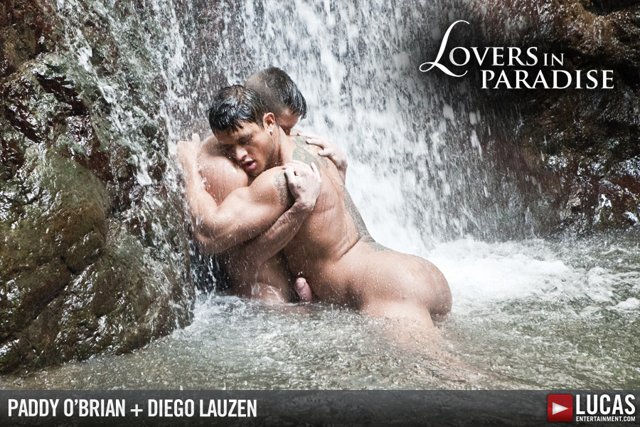 Paddy O'Brian Ravages Diego Lauzen