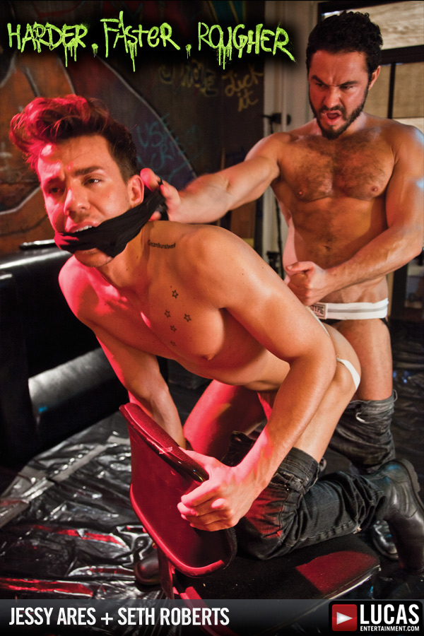 Harder Faster Rougher - Gay Movies - Lucas Entertainment