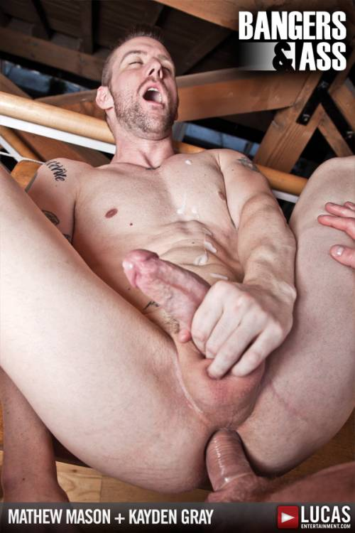 Mathew and Kayden Blow Their Loads - Gay Movies - Lucas Entertainment
