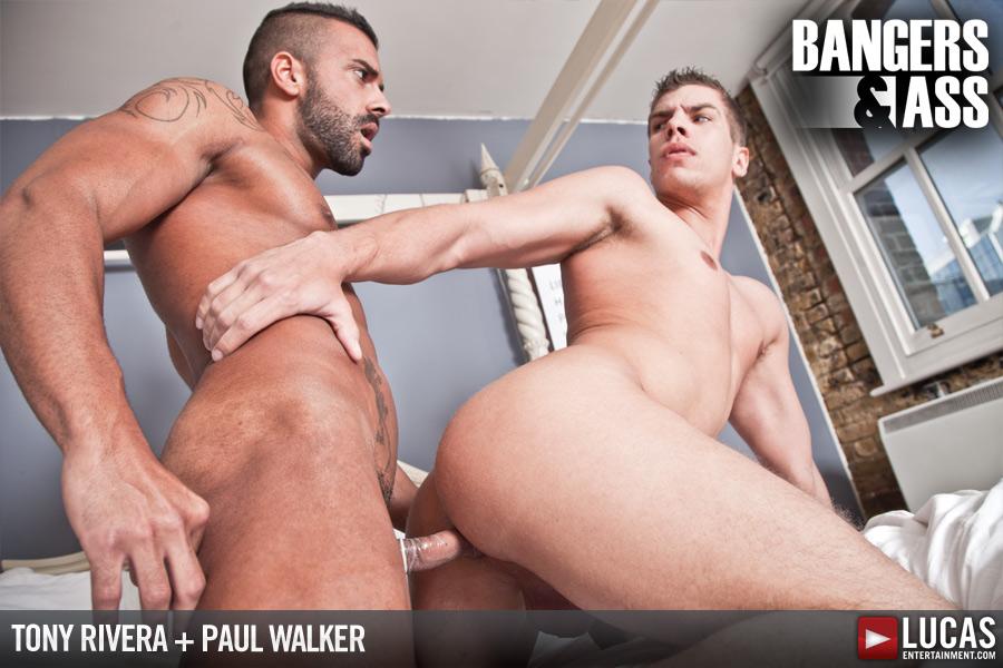 Tony Rivera Bangs Paul Walker