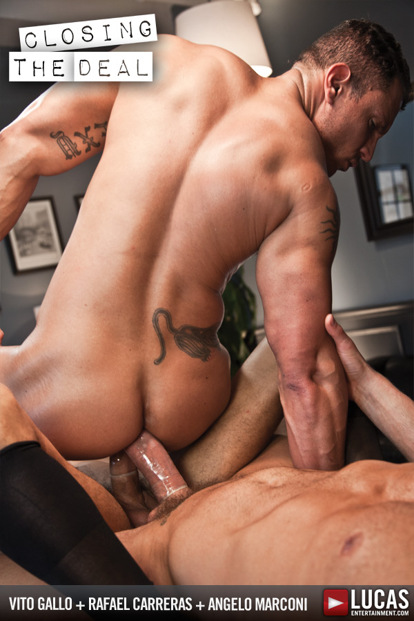 Exclusive Vito and Rafael Invade Angelo