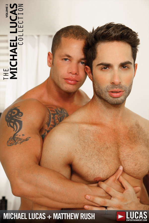 Michael Lucas Bangs Matthew Rush