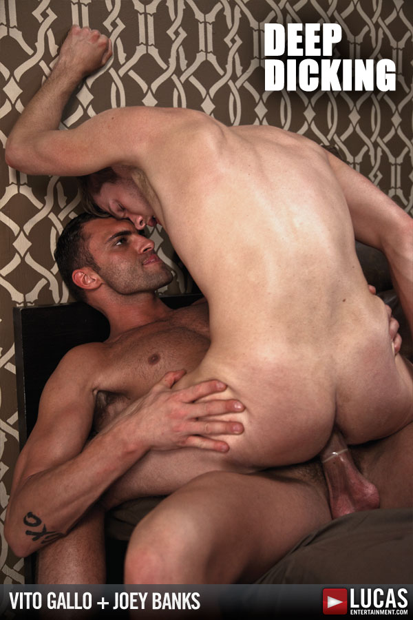 Exclusive Joey Banks Premieres Riding Vito Gallo