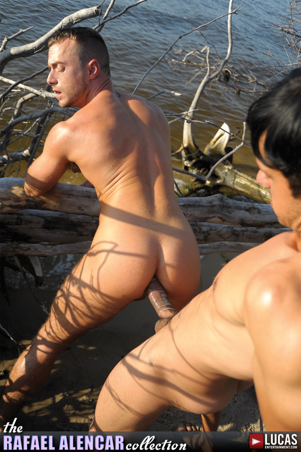 Rafael Alencar Fucks Jessie Colter on the Beaches of Fire Island - Gay Movies - Lucas Entertainment