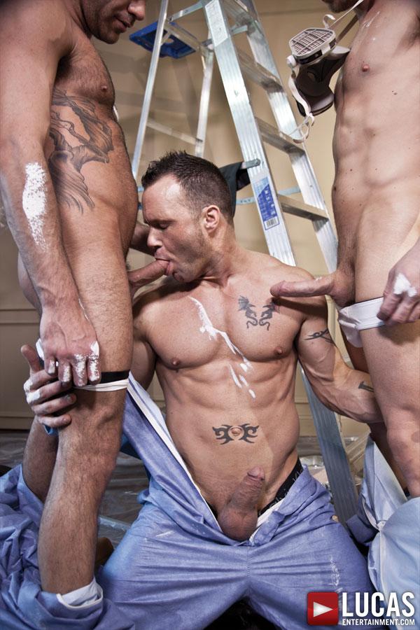 Large ejaculating dildo