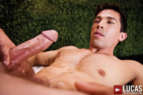 Mikoah Kan and Cam Christou | Gay Bareback Flip-Fucking - Gay Movies - Lucas Entertainment