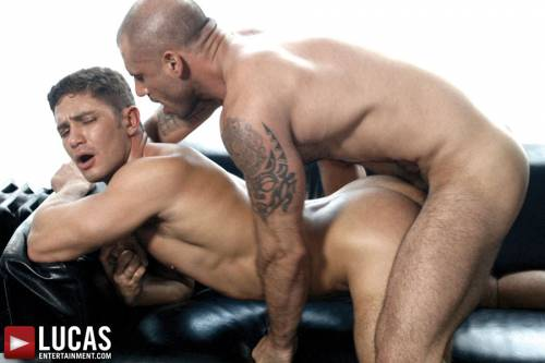 Pedro Andreas And Dato Foland Suck And Fuck Bareback - Gay Movies - Lucas Entertainment