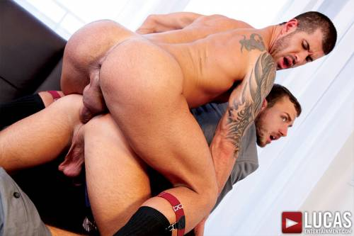 Adam Killian Tops Jessie Colter - Gay Movies - Lucas Entertainment