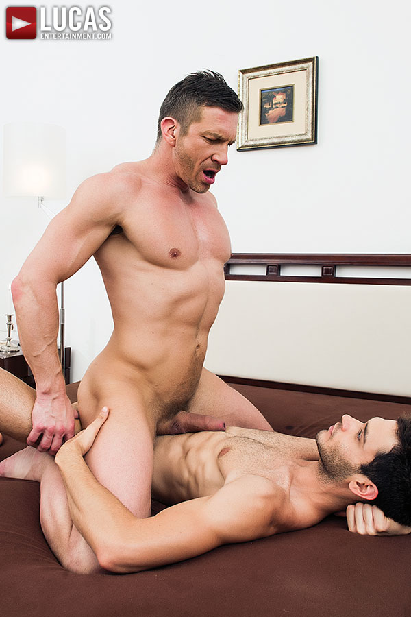 Leo Alexander's Debut Versatile Fuck With Tomas Brand - Gay Movies - Lucas Entertainment