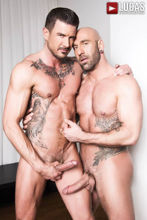 Watch Drew Sebastian's Raw Seduction Of Dolf Dietrich  - Gay Movies - Lucas Entertainment