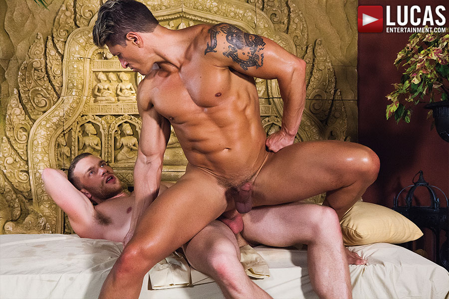 Hung As Fuck - Gay Movies - Lucas Entertainment