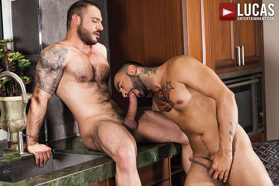 Rikk York Gives Up His Hole To Pedro Andreas - Gay Movies - Lucas Entertainment