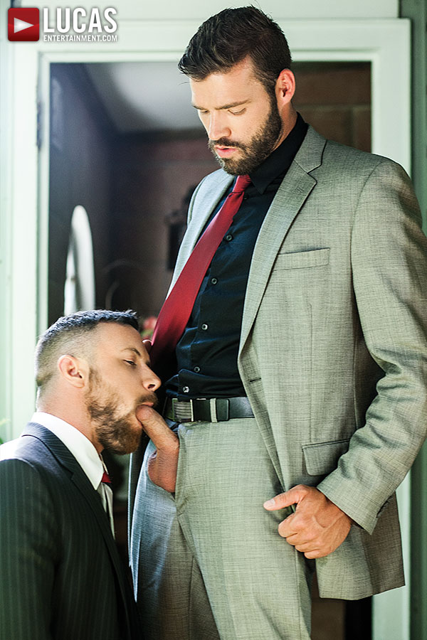 Gentlemen 15: Suited For Sex - Gay Movies - Lucas Entertainment