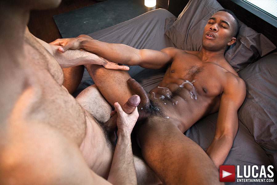 Sean Xavier and Michael Lucas - Gay Movies - Lucas Entertainment