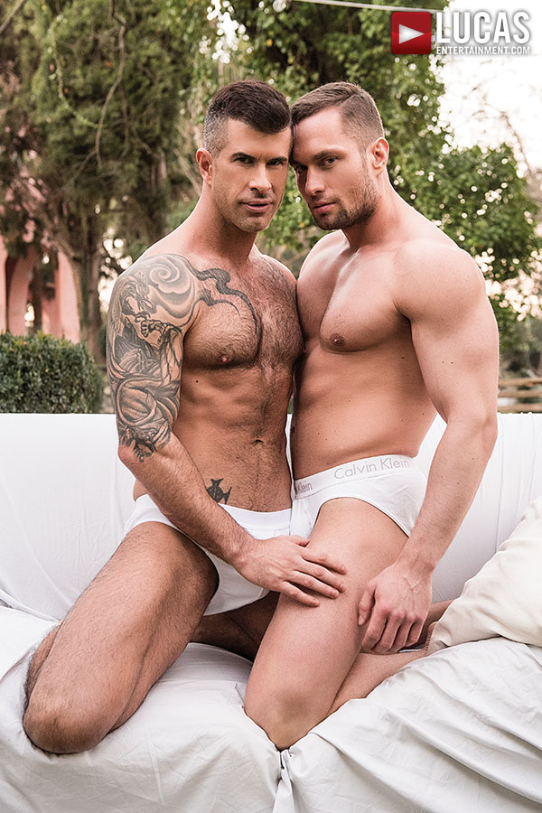 Adam Killian Breaks In Stas Landon - Gay Movies - Lucas Entertainment