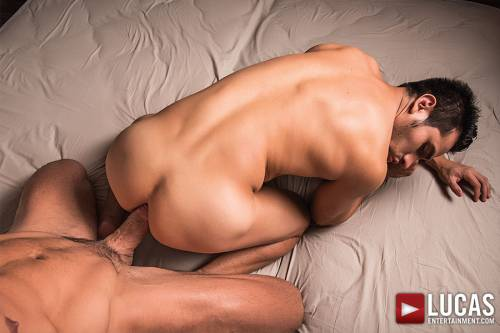 Diego Summers Roughs Up Derek Allan