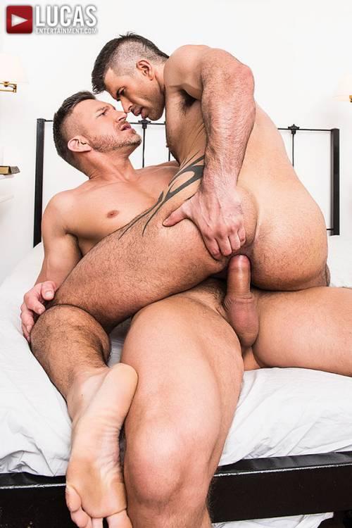 Tomas Brand And Adam Killian | Clash Of The Muscle Jocks - Gay Movies - Lucas Entertainment