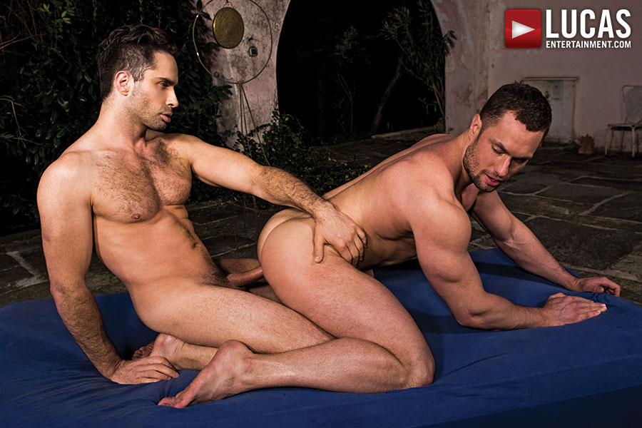Stas Landon Gives Up His Ass To Michael Lucas - Gay Movies - Lucas Entertainment